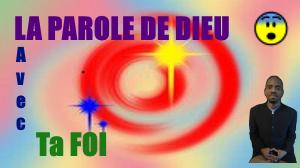 sermon audio La Parole qui rencontre ta foi